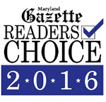 Maryland Gazette Readers Choice